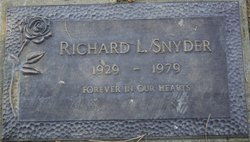 Richard L Snyder