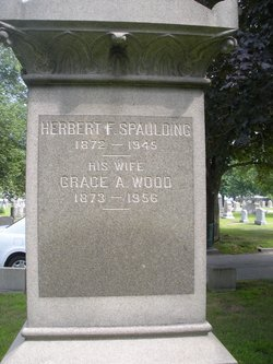 Grace Adelaide <i>Wood</i> Spaulding