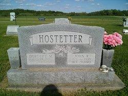 John R Hostetter