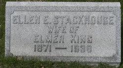 Ellen E. <i>Stackhouse</i> King