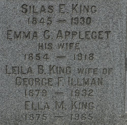 Silas E. King