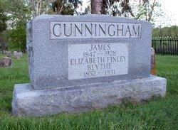 Elizabeth Finley <i>Blythe</i> Cunningham
