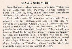 Isaac Skidmore