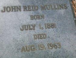 John Reid Mullins