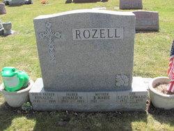 Ronald G Rozell