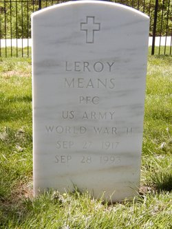 Leroy Means
