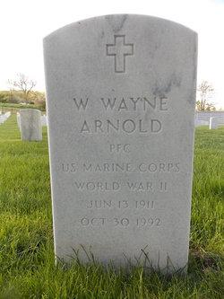 Walter Wayne Arnold