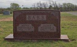 Bertha Ella Babb