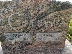 Anna <i>Holznagel</i> Childers