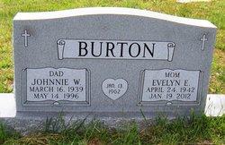 Johnnie Wayne Burton