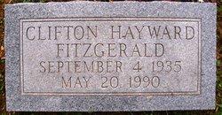 Clifton Hayward Fitzgerald