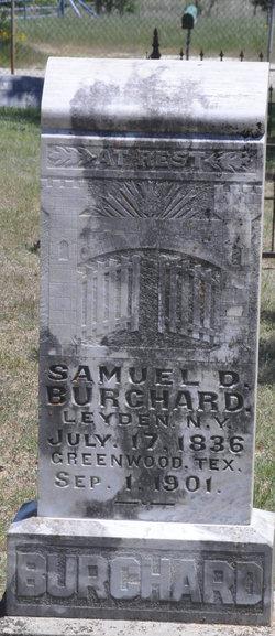 Samuel D. Burchard