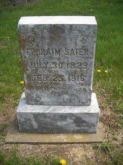 Ephraim Sater