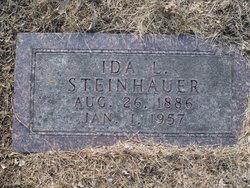 Ida L. Steinhauer