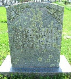 Mary Ellen <i>Benfield</i> Franklin