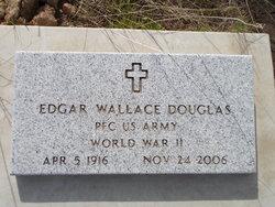 Edgar Wallace Douglas