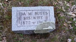 Ida M. <i>Butts</i> Sloper