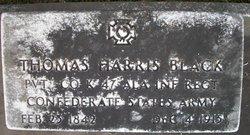 Thomas Harris Black