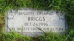 Devonte' Lashaun Briggs