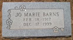 Jo Marie <i>Chapman</i> Barns