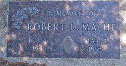 Robert Lewis Mathe