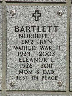 Eleanor L. <i>Snyder</i> Bartlett