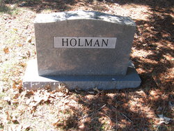 Maud A <i>Ayres</i> Holman