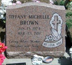 Tiffany Michelle <i>Kemp</i> Brown