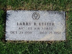 Larry R Keefer