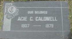 Acie Clinton Caldwell