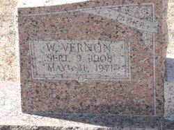 W Vernon Davis