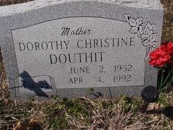 Dorothy Christine Douthitt