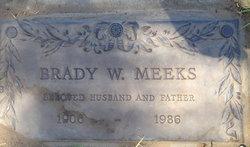 Brady Walter Meeks
