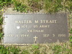 Walter Marshall Strait