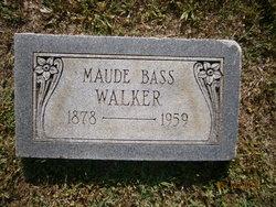 Neila Maud <i>Bass</i> Walker