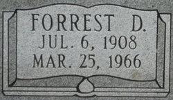 Forrest Cornwell