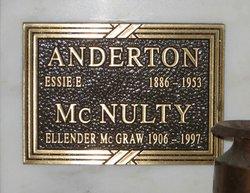Essie Ellender <i>Gillham</i> Anderton