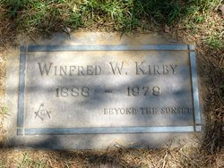Winfred Welcome Kirby