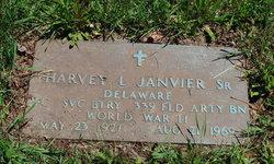 Harvey Lee Janvier, Sr