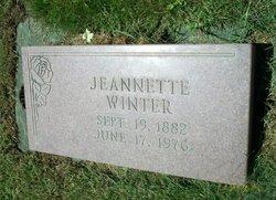 Jeannette <i>Cornia</i> Neilson Winter