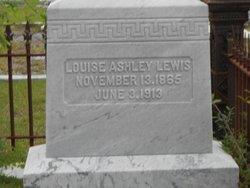 Louise <i>Ashley</i> Lewis