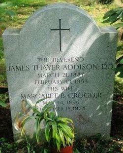 Margaret B <i>Crocker</i> Addison