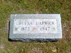Louisa Harwick