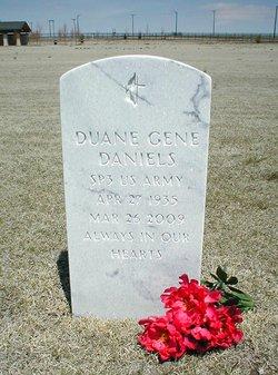 Duane Gene Daniels