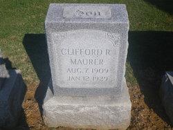 Clifford Ross Maurer