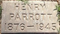 Henry Parrott