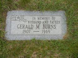 Gerald M Burns
