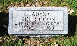 Gladys C. <i>Kohr</i> Coon