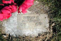 Truman Lewis Manchester
