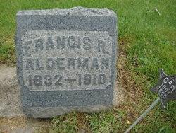 Francis R Alderman